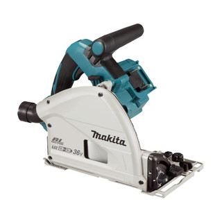 Makita DSP600Z Twin 18v Brushless 165mm Plunge Saw (Body Only)