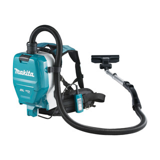 Makita DVC261ZX11 Twin 18v Brushless Backpack Vacuum Cleaner (Body Only)