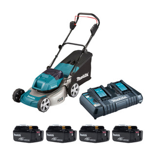 Makita DLM460P Twin 18v Brushless Lawn Mower (All Versions)