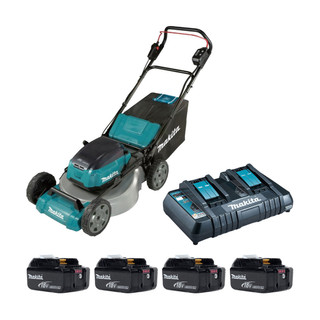 Makita DLM530P Twin 18v Brushless Lawn Mower (All Versions)