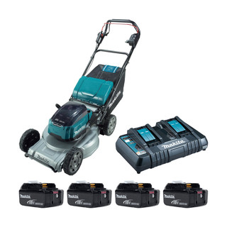 Makita DLM533P Twin 18v Brushless Lawn Mower (All Versions)
