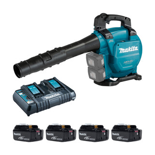 Makita DUB363P Twin 18v Brushless Blower & Vacuum (All Versions)