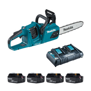 Makita DUC305P Twin 18v Brushless Chainsaw (All Versions)