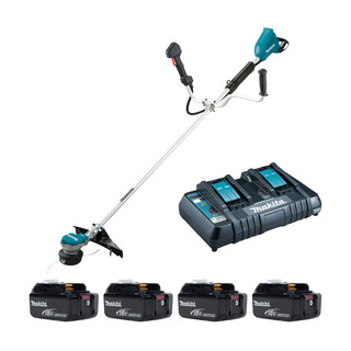 Makita DUR368A Twin 18v Brushless Brushcutter (All Versions)