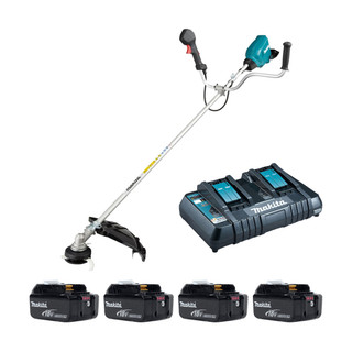 Makita DUR369AP Twin 18v Brushless Brushcutter (All Versions)