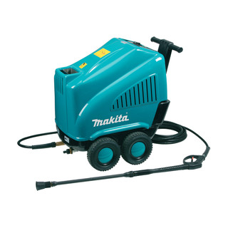 Makita HW120 Hot Power Washer (240v)