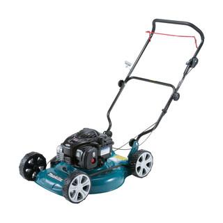 Makita PLM4817 140cc Petrol Mulching Lawn Mower (48cm)