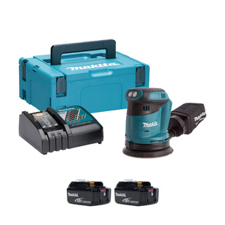 Makita DBO180 18v LXT 125mm Random Orbital Sander (All Versions)