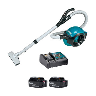 Makita DCL501 18v Brushless Vacuum Cleaner (All Versions)