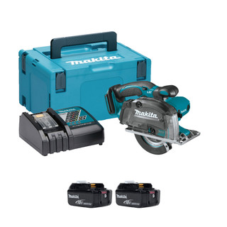 Makita DCS552 18v 136mm Metal Cutting Saw (All Versions)