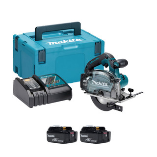 Makita DCS553 18v Brushless 150mm Metal Cutting Saw (All Versions)