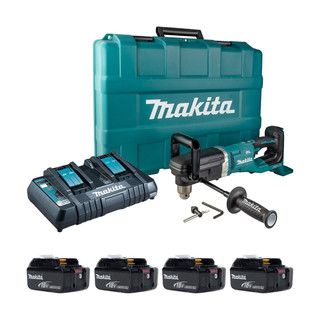 Makita DDA460P Twin 18v Brushless Angle Drill (All Versions)