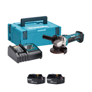 Makita DGA452 18v LXT 115mm Angle Grinder (All Versions)