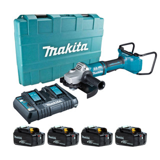 Makita DGA900P Twin 18v Brushless 230mm Angle Grinder (All Versions)