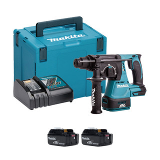 Makita DHR242 18v SDS+ Brushless Rotary Hammer Drill (All Versions)
