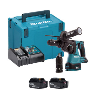 Makita DHR243 18v SDS+ Brushless Rotary Hammer Drill (All Versions)