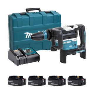 Makita DHR400 Twin 18v Brushless Rotary Demolition Hammer (All Versions)