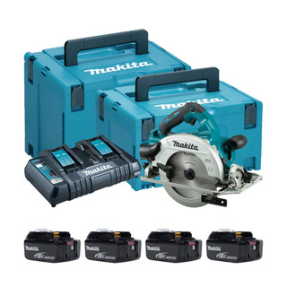 Makita DHS783PU Twin 18v 190mm Brushless Circular Saw (All Versions)