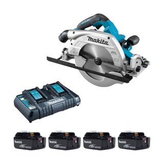 Makita DHS900P Twin 18v Brushless 235mm Circular Saw (All Versions)
