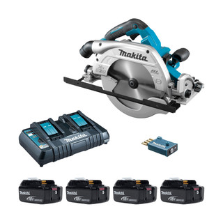 Makita DHS900PU Twin 18v Brushless 235mm Circular Saw (All Versions)