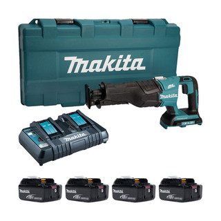 Makita DJR360P Twin 18v Brushless Reciprocating Saw (All Versions)