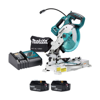 Makita DLS600 18v Brushless 165mm Mitre Saw (All Versions)