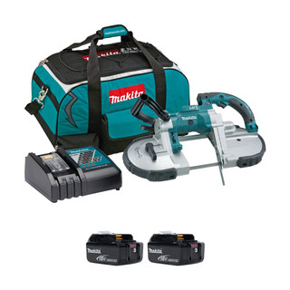 Makita DPB180 18v LXT Portable Bandsaw (All Versions)