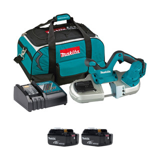 Makita DPB182 18v LXT Portable Bandsaw (All Versions)