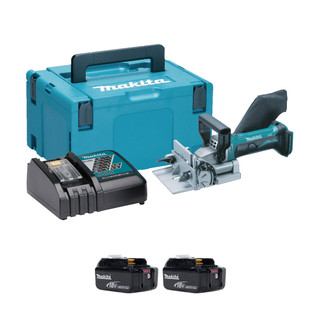 Makita DPJ180 18v LXT Biscuit Jointer (All Versions)