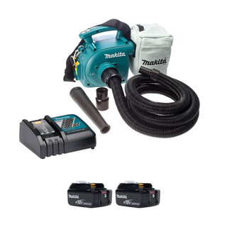 Makita DVC350 18v LXT Vacuum (All Versions)