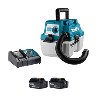 Makita DVC750L 18v Brushless L Class Dust Extractor (All Versions)