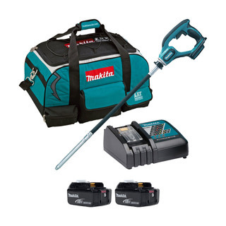 Makita DVR350 18v Vibrating Poker (All Versions)