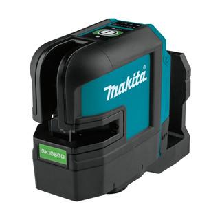 Makita SK105GDZ 12v Max CXT Cross Line Laser (Green)