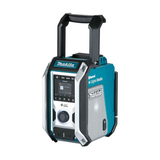 Makita DMR115 DAB/DAB+ Job Site Radio (Bluetooth)