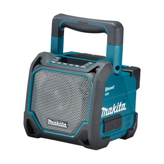 Makita DMR202 Job Site Speaker - Blue (Bluetooth)