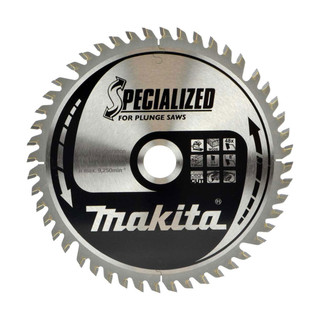 Makita B-56708 TCT Plunge Saw Blade - 165x20x48T (Wood)