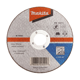 Makita D-18683 Cut Off Wheel For Metal - A30S (180mm)