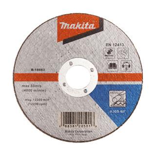 Makita D-18683 Cut Off Wheel For Metal - A30S (180mm)