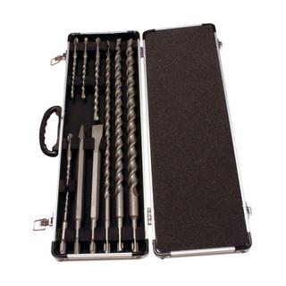 Makita D-21191 SDS+ Drill & Chisel Set (10 piece)