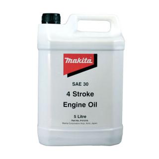 Makita P-21216 4-Stroke SAE30 Engine Oil (5 litres)