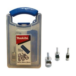Makita P-66983 Mini Diamond Drill Set (15, 20, 25mm)