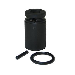 """Scaffolders 1/2"""" Impact Socket (21mm x 52mm)"""
