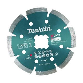 Makita E-02060 X-LOCK 115mm Diamond Wheel