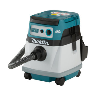 Makita DVC155LZX2 Twin 18v Brushless L Class Dust Extractor (Body Only)