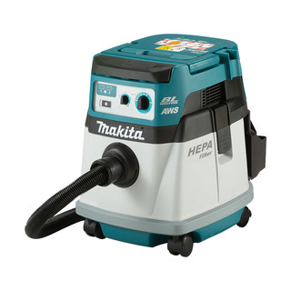 Makita DVC157LZX3 Twin 18v Brushless L Class Dust Extractor (Body Only)
