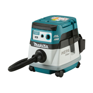Makita DVC867LZX4 Twin 18v Brushless L Class Dust Extractor (Body Only)