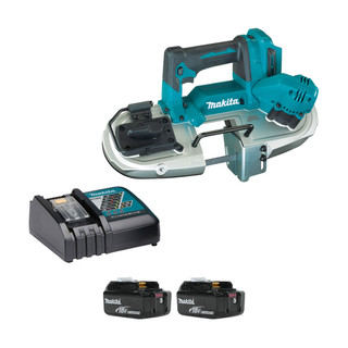 Makita DPB183 18v Brushless Portable Bandsaw (All Versions)
