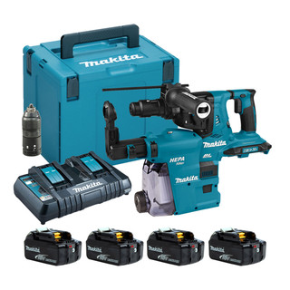 Makita DHR281PW Twin 18v Brushless Rotary Hammer Drill (All Versions)