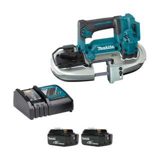 Makita DPB184 18v LXT Portable Bandsaw (All Versions)