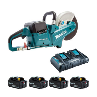 Makita DCE090 Twin 18v Brushless Disc Cutter (All Versions)